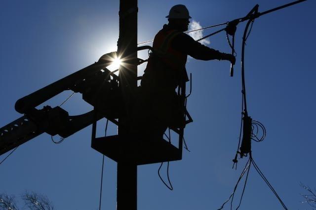 Почти полсотни домов во Всеволожске остались без электроснабжения