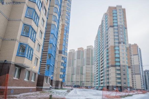 Жители Кудрово попросили губернатора сделать деревню отдельным городом