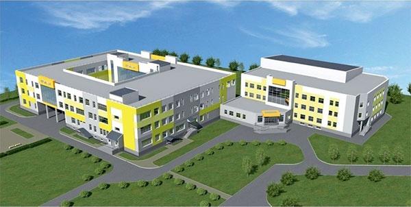 Застройщики западного Мурино подписывают соглашение о строительстве школы