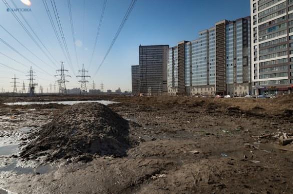 Госстройнадзор отозвал три разрешения на строительство ЖК в Новом Девяткино