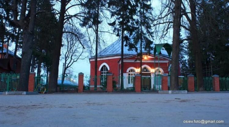 Храм или парк?