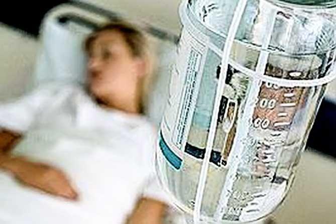 Школьница из Колтушей госпитализирована отравлением наркотическими веществами