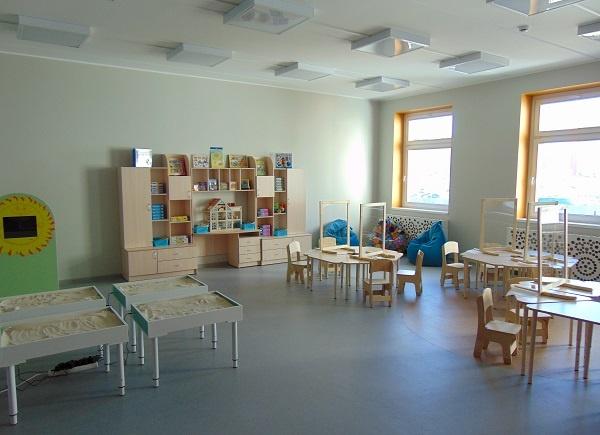 Открылся детский сад для 240 муринских малышей