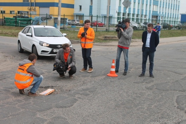 Дорожная инспекция ОНФ оценила автомобильные дороги во Всеволожске