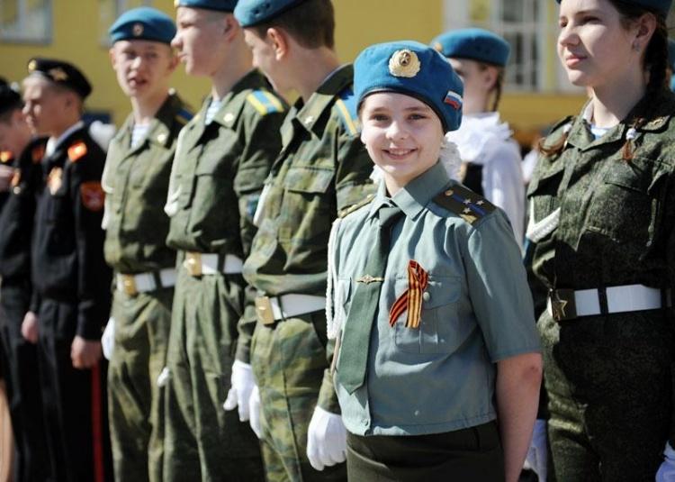 В Кудрово пройдет пилотный урок патриотического воспитания