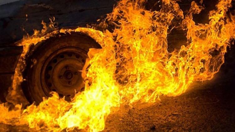 Водитель «Мерседеса» погиб в сгоревшей после ДТП иномарке