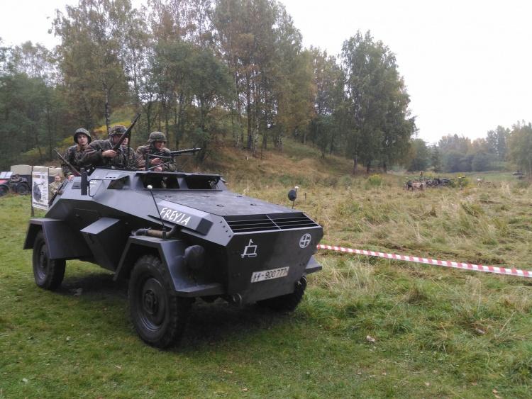 Всеволожск принимает масштабный военно-исторический фестиваль