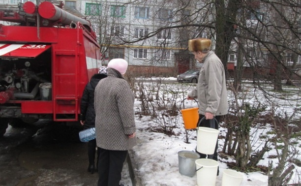 В Колтушском поселении организовали подвоз воды