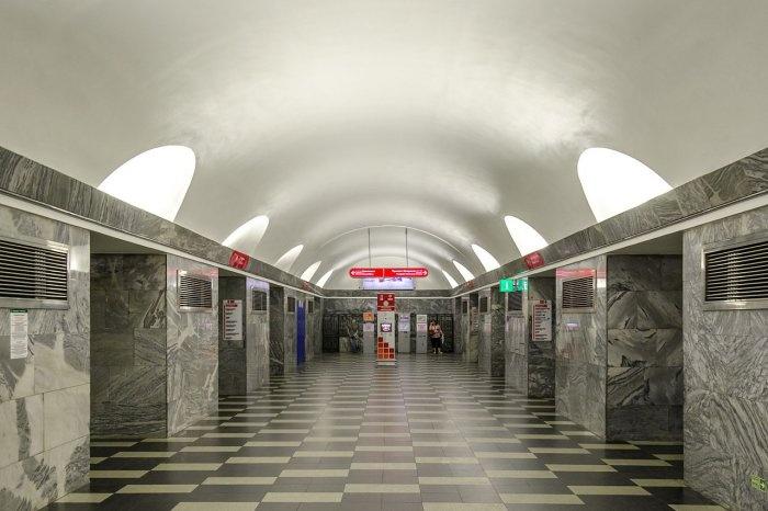"""Хулиганы подожгли жительнице Мурино волосы в вагоне метро на """"красной ветке"""""""