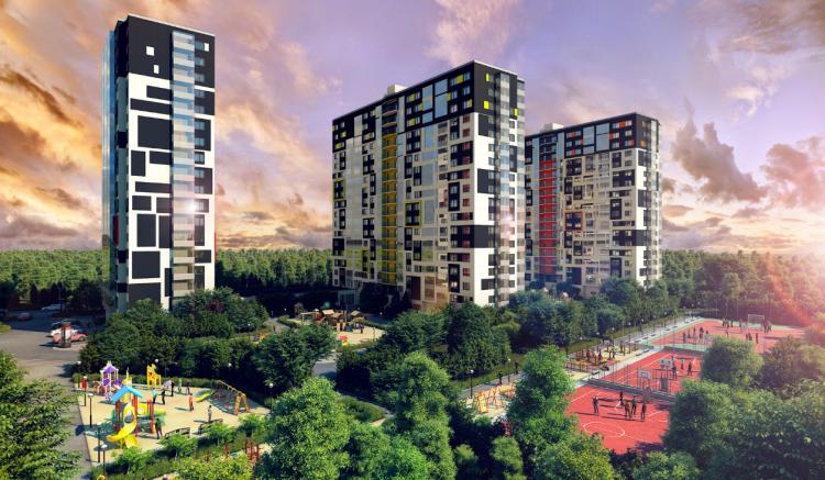 Газпромбанк даст ипотеку на квартиры в ЖК «Гольфстрим»