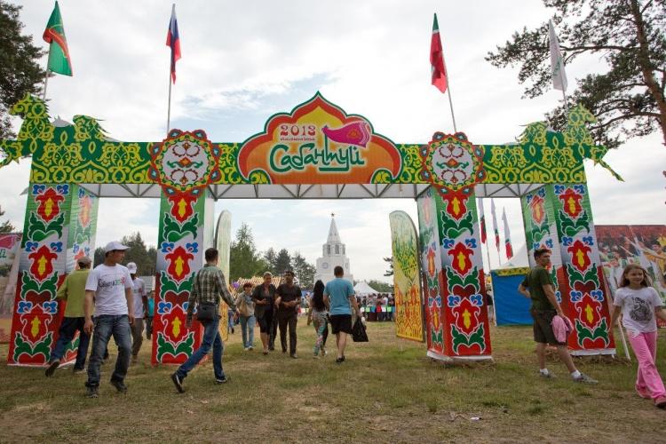 В Энколово 14 июня пройдет традиционное празднование Сабантуя