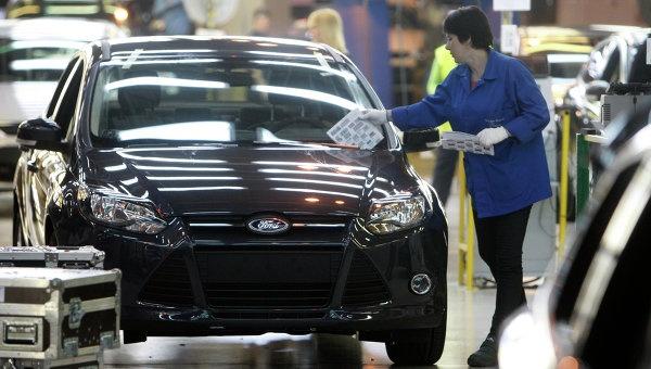 Завод Ford во Всеволожске возобновляет производство после простоя