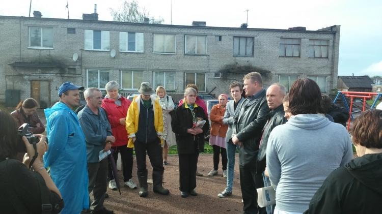 Депутаты Заневского сельского поселения отчитались о проделанной работе и ответили на вопросы
