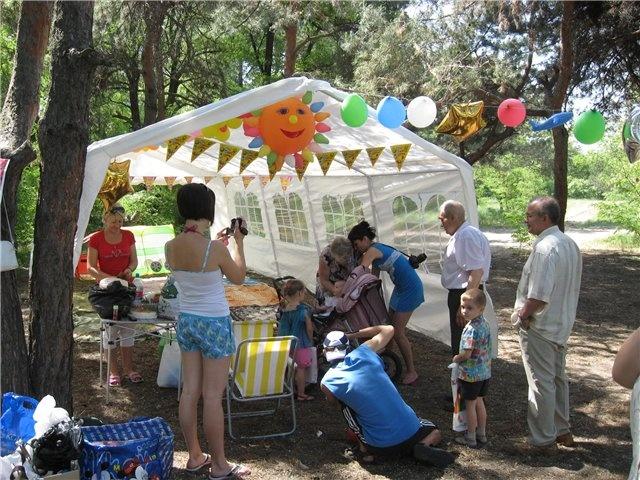 Жители города создали проект по совместному присмотру за детьми