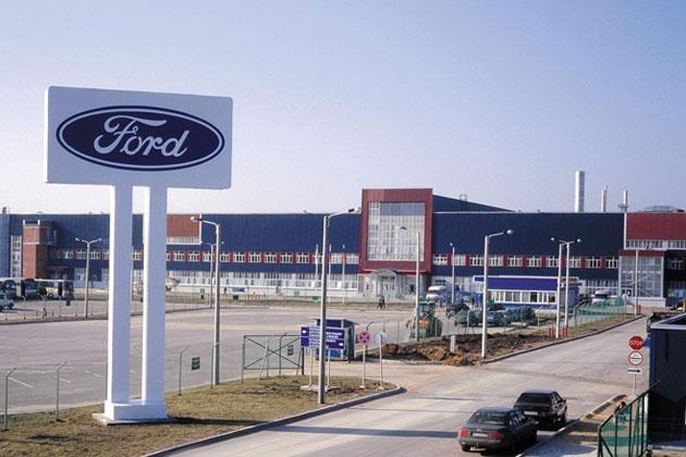 Всеволожский Ford перешел на четырехдневный режим работы