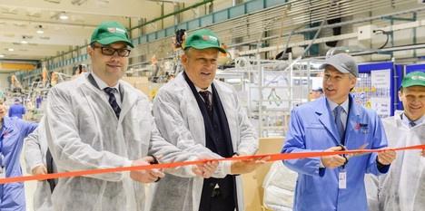 В Сертолово запустили производство автокомпонентов для завода Nissan