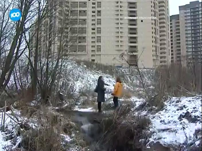 Ленинградская областная коммунальная система займется стоками Нового Девяткино (видео)