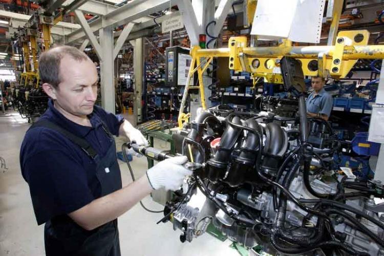 «Каникулы» на всеволожском заводе Ford Sollers продлены до 19 января