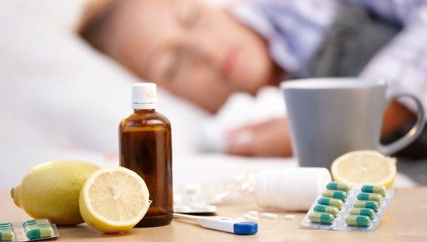 В Ленобласти на треть увеличилось число заболевших гриппом и ОРВИ