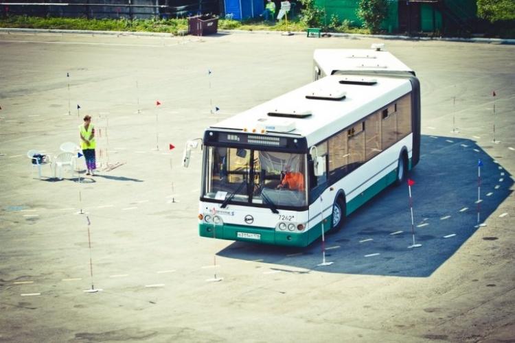 Лучшие водители автобусов встретятся на конкурсе в Сертолово