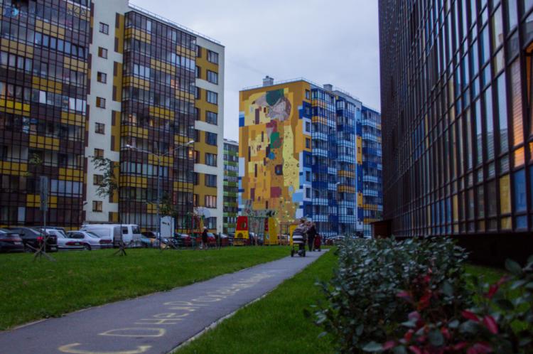 Яркое Кудрово: фоторепортаж из жизни городской деревни