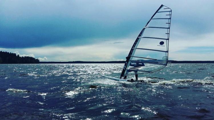 24 сентября на пляже Кавголовского озера состоится парусный Фестиваль