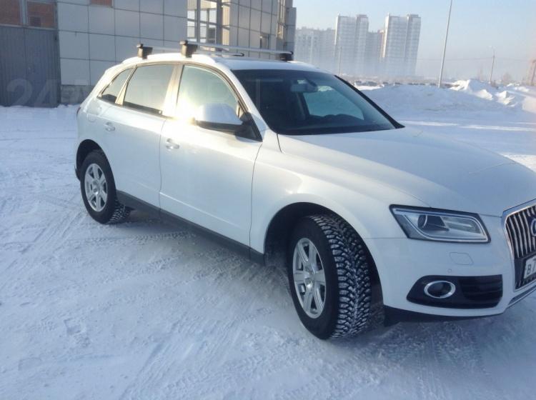 У сотрудницы МЧС во Всеволожске угнали Audi Q5