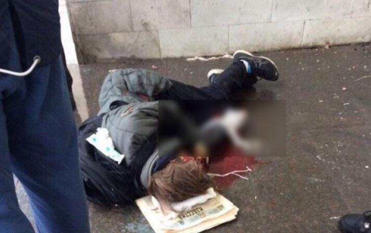 В Петербурге у библиотеки Кима подорвался 17-летний подросток из Всеволожска