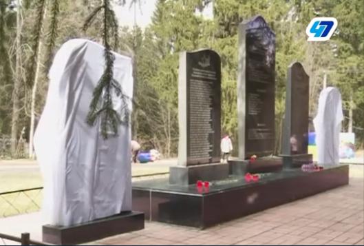 В Токсово увековечили имена погибших от голода в годы Великой Отечественной войны (видео)