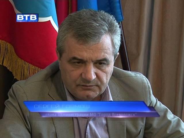 Главу администрации Всеволожска увезли на допрос в полицию