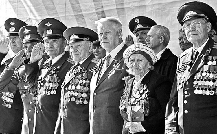 Комплексные медицинские осмотры ветеранов ВОВ
