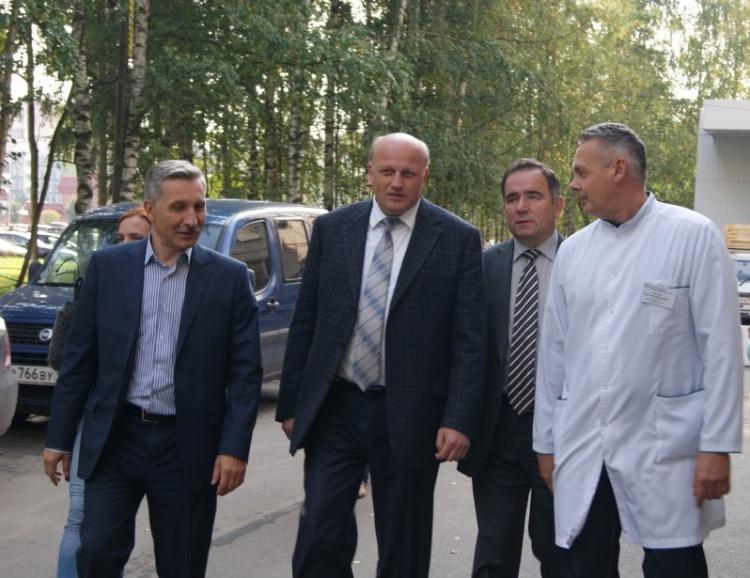 Правительство Ленинградской области советует делать прививку от гриппа
