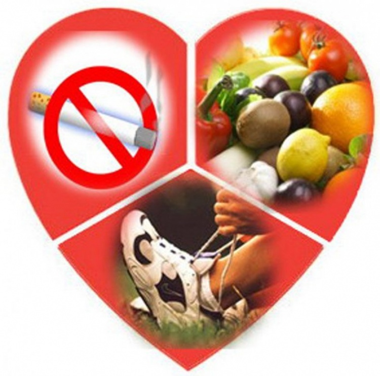 Берегите сердце от инфаркта