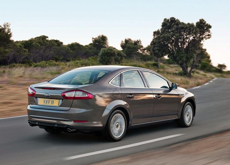 Новый Ford Mondeo уже можно заказать в России
