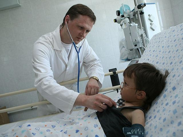 Операция на Комздраве для детских операций