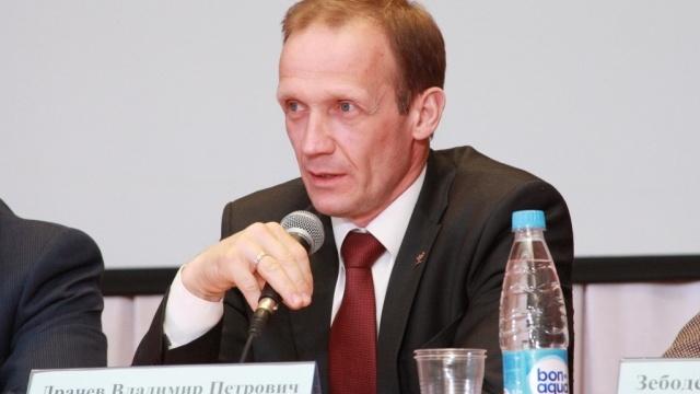 глава администрации Всеволожского района Владимир Драчёв