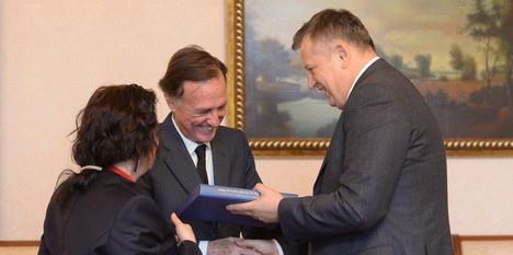 Ленинградская область укрепляет отношения с Испанией