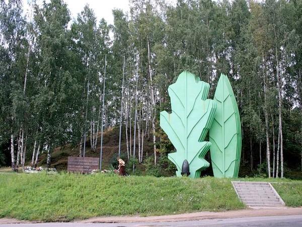 В Румболовском парке побороли мусор