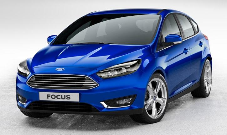 Обновленный Ford Focus уже начали выпускать