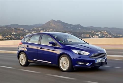 Ford Focus обзаведется новым турбомотором