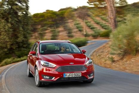 Ford назвал российские цены на новый Focus