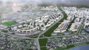Одна из строительных компаний Санкт-Петербурга незаконно продаёт квартиры в будущей новостройке
