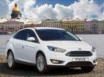 Первые Ford Focus доставлены в дилерские центры