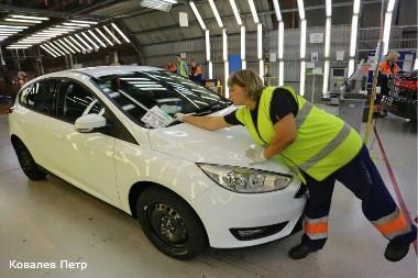 Ford во Всеволожске остановит конвейер с конца ноября по январь
