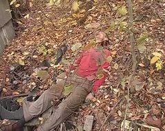 В Никольском переулке на скамейке обнаружен труп молодого мужчины из Курской области