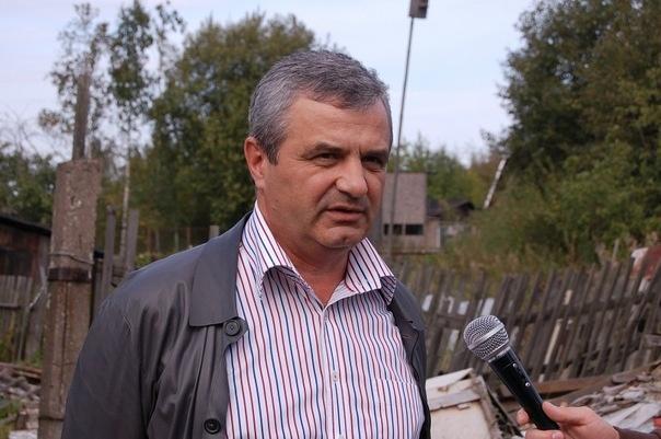 Глава администрации МО «Город Всеволожск» Сергей Гармаш