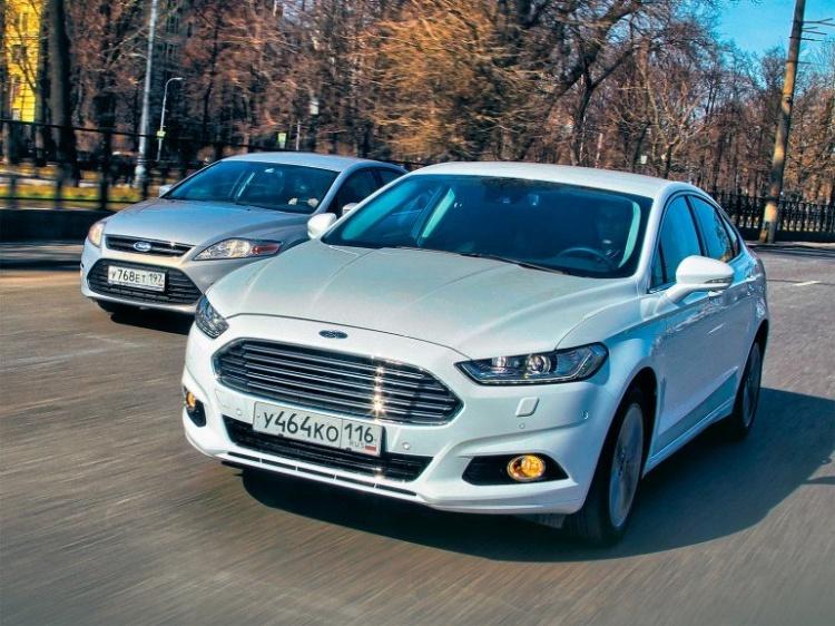 Новый Ford Mondeo: замена локомотива