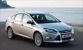 Подорожавший новый Ford Focus появился у российских дилеров