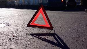 Во Всеволожском районе женщина-водитель сбила пешехода и въехала в иномарку