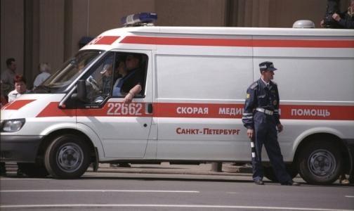 Мужчина скончался в машине скорой помощи во Всеволожском районе